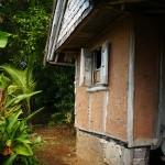 Crusoe cottage .