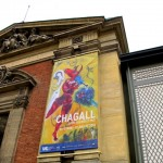 Exhibition Chagall au Musee du Luxembourg