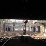 Gare Saint Lazare, Paris, Evreux, Lisieux, Trouville-Deauville terminus.