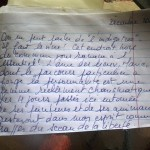 Nice comment on the tree cottage from a french guest